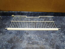 GE REFRIGERATOR WIRE SHELF FRONT WIDE WHITE PART  WR71X10654