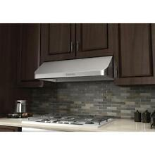 36  PRO 900 CFM STAINLESS STEEL UNDER CABINET RANGE HOOD 623 36