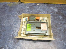 KENMORE WASHER MOTOR CONTROL BOARD PART  131789600
