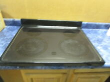 WHIRLPOOL RANGE COOKTOP BLACK PART  8187867