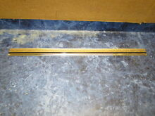 WHIRLPOOL REFRIGERATOR DOOR SHELF TRIM 22 7 8  PART  935919