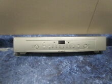 BOSCH DISHWASHER CONTROL PANEL PART  00683568