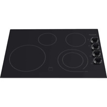 Frigidaire FGEC3045K Black 30  Smoothtop Electric Cooktop with Express Select