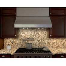 Zephyr AK7548BS 650 CFM 48 W Under Cabinet Range Hood from the Tempest II Series