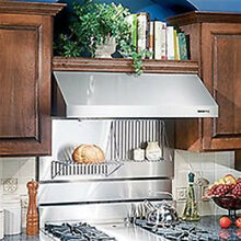 Broan Elite Rangemaster Series 643004 30  Under Cabinet Range Hood   Stainless S