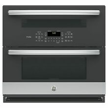 GE Profile Series 30  Built In Twin Flex Convection Wall Oven