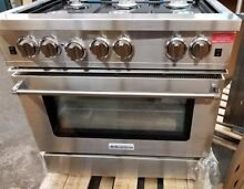 NEW OUT OF BOX BLUE STAR 36  RANGE 6 SEALED BURNERS STAINLESS STEEL