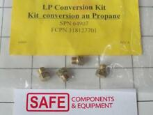 LP Gas CONVERSION KIT 318127701 Propane 4 Orifice Oven  Stove  Range MM 330
