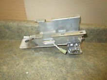 GE DRYER BRACKET GAS VALVE PART  WE13M48