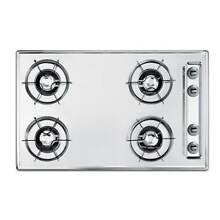 Summit ZNL05P 30 Inch Wide Gas Cooktop