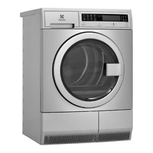 Electrolux EFDE210TI 24 Inch Wide 4 0 Cu  Ft  Ventless Electric Dryer