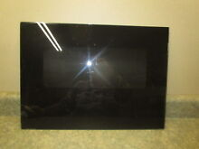 MAYTAG RANGE BUINLT IN OVEN DOOR GLASS 29 1 8 X 15 1 4  PART  7902P264 60