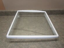 KENMORE REFRIGERATOR MEAT PAN SHELF PART  240355203