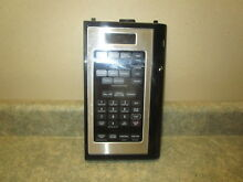 GE MICROWAVE TOUCHPAD PART  WB07X10800