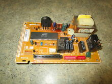 GE MICROWAVE CONTROL BOARD PART  WB27X10257