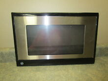 GE RANGE MICROWAVE DOOR PART  WB55T10143