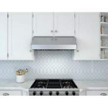 Zephyr AK7036BS 650 CFM 36 W Under Cabinet Range Hood from the Tempest I Series