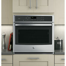 GE Profile Series 30 inch Built in Single Convection Wall Oven