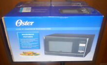 Oster OGS31102 Digital Countertop Microwave Oven 1 1 Cu Ft TARGET Open Box L K