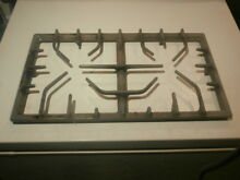 32033202GY Amana range oven double burner grate ACS3350AW