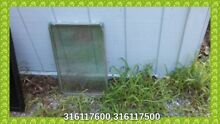 Range oven door middle glass Parts   316117600    P  316117500  Outer Glass