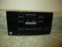 GE REFRIGERATOR CONTROL PANEL PART  WR55X10563