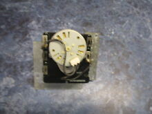GE DRYER TIMER PART  WE4X821