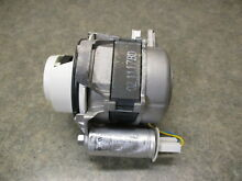 KENMORE DISHWASHER PUMP  MOTOR PART  8268409