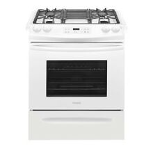 Frigidaire 30  Slide In Gas Range