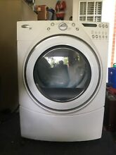 Whirlpool Duet Electric Dryer 27  Used Like New Condition