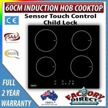 New 60cm Electric Induction Cooktop Kitchen Cooker Ceramic Cook Top 4 Burner 7