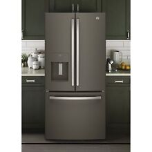 GE Series Energy Star 23 8 Cubic Foot French Door Refrigerator