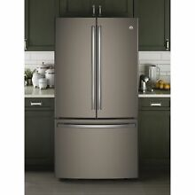 GE SERIES ENERGY STAR 28 5 CU  FT  FRENCH DOOR REFRIGERATOR