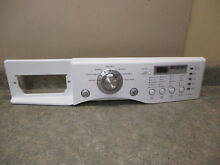 KENMORE WASHER CONTROL PANEL PART  6871ER2078A