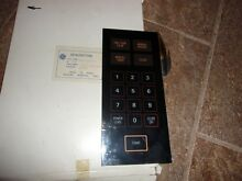 NEW  GE Microwave Control Panel Touchpad Membrane WB27X370