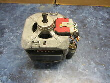 WHIRLPOOL WASHER DRIVE MOTOR PART  8529936