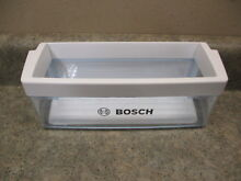 BOSCH REFRIGERATOR FREEZER DOOR BIN PART   00671184