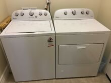 Whirlpool Dryer Model GD5000DW1 7 0CF 11 Cycle Front Load Electric   White