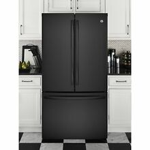 GE Series Engergy Star 28 5 Cubic Foot French Door Refrigerator