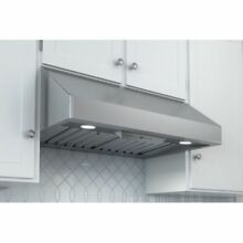 Zephyr AK7000BS 650 CFM 30 W Under Cabinet Range Hood with Centrifugal Blower