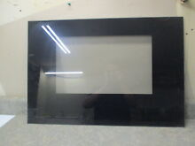 WHIRLPOOL RANGE GLASS DOOR PART   W10409946