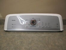 MAYTAG WASHER CONSOLE PART   W10293204