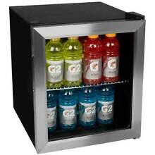 EdgeStar BWC70SS 17 Inch Wide 62 Can Beverage Cooler with Extreme Cool