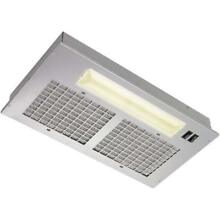 Broan PM250 250 CFM Custom Range Hood Insert with Incandescent Lighting  Insert