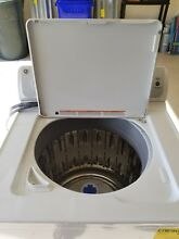 Used washer and dryer set  Brand  General Electric Company  120 240 V  60 Hz