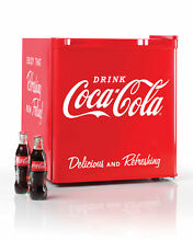 COCA COLA MINI FRIDGE   COMPACT 1 7 Cubic Foot DORM REFRIGERATOR   CRF170COKE