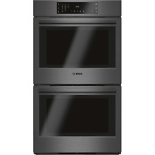 Bosch HBL86 30 Inch 9 2 Cu  Ft  Double Wall Oven with European Convection from t