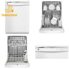 Kenmore 13802 24  Built In Dishwasher In White  Includes Delivery And Hookup  Av