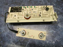 GE WASHER CONTROL BOARD PART   WH12X10439