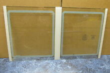 GE REFRIGERATOR GLASS SHELF PART   WR32X1383